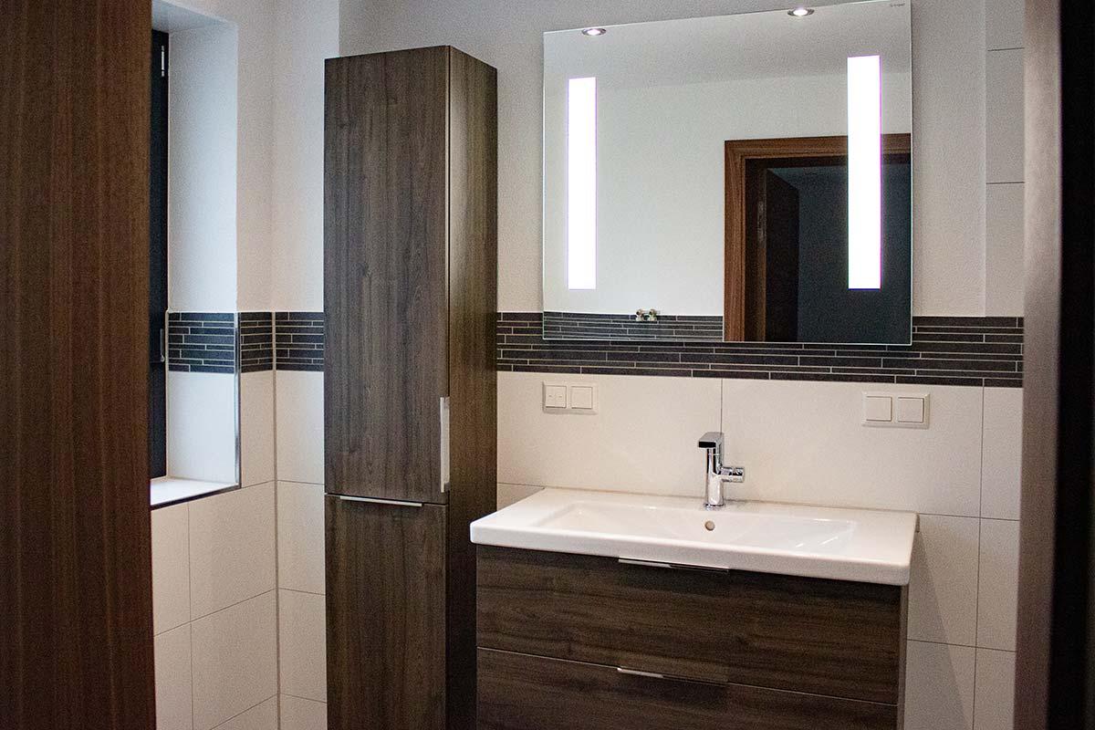 Bodenebene Duschen altersgerecht der Sanitärfirma RM Heizungsbau GmbH Bruchsal