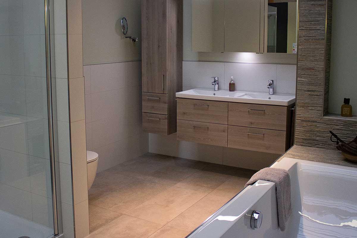 Badgestaltung Sanitärfirma Bruchsal