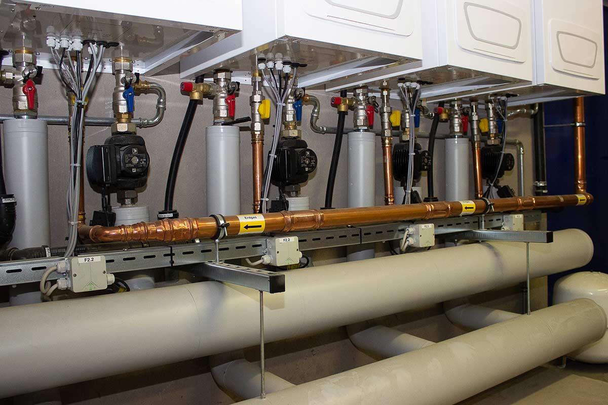 Gas Heizung und Heizungsbau für Firmen in Bruchsal