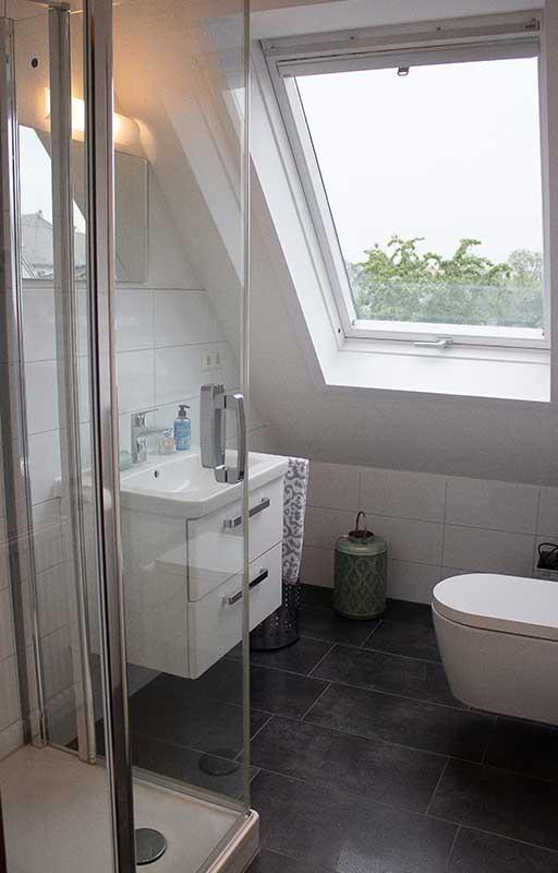 Kleine Badezimmer optimale Platznutzung Bruchsal bei Karlsruhe
